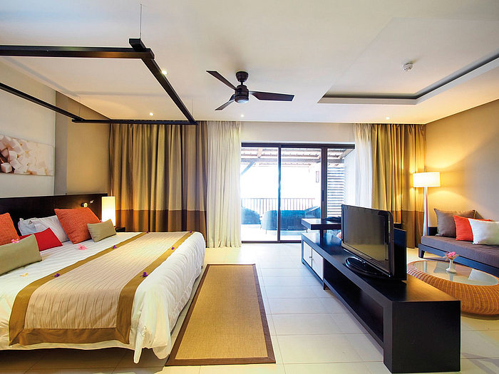 Junior Suite | Maritim Crystals Beach Hotel Mauritius